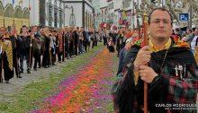 Santo Cristo Milagres Romeiros procissao 2015